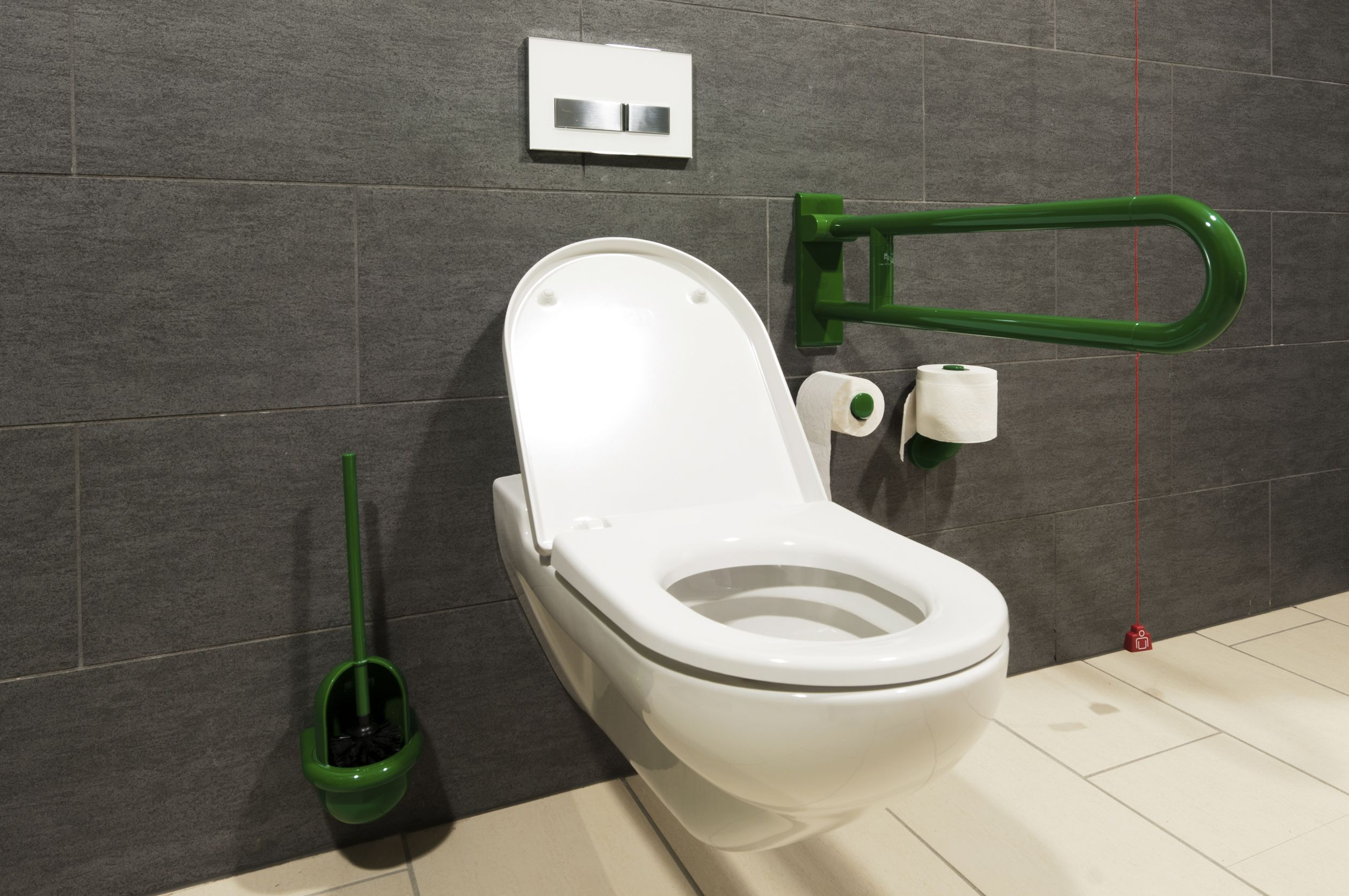 Mindervaliden aanpassingen toilet - Bouwonderneming Nijmegen
